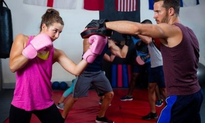Think Tougher through Boxing with the Help of IRON Fitness's Personal Trainer in Santa Monica